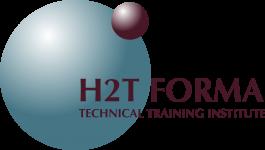 Logo of H2Tforma Technical Training Institute